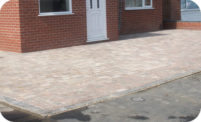Domestic Paving company in Norfolk