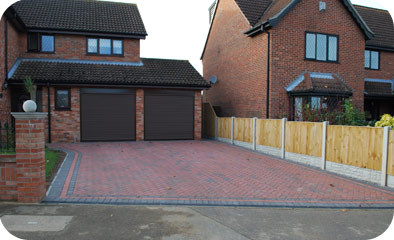 Driveway paving services in Norfolk